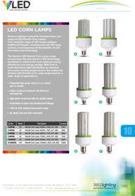 LED Lamps From BEI Lighting